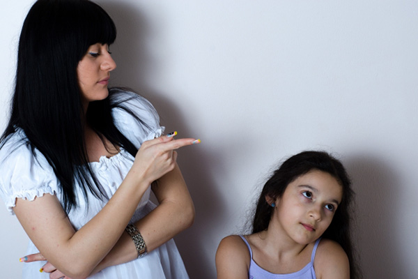 Làm gì khi bị bố mẹ chửi mắng