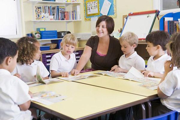 Nâng chuẩn giáo viên tiểu học trong thời hội nhập