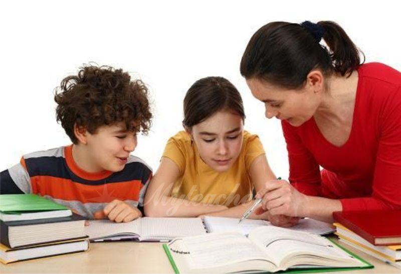 Gia sư lớp 5 giúp con học tốt, đạt kết quả cao trong thi cử