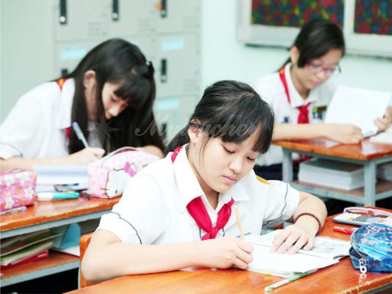Vững kiến thức lớp 8 là tiền đề vững chắc cho thi tuyển sinh 10