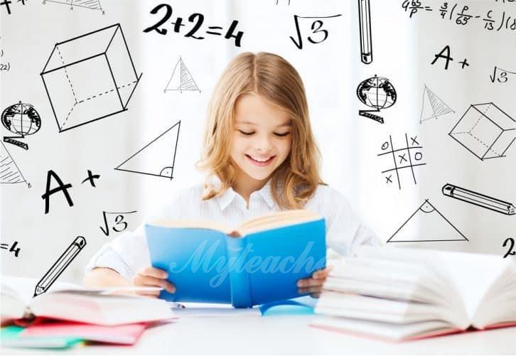 Học tốt Toán sẽ giúp con tự tin và thành công trong các kỳ thi quan trọng