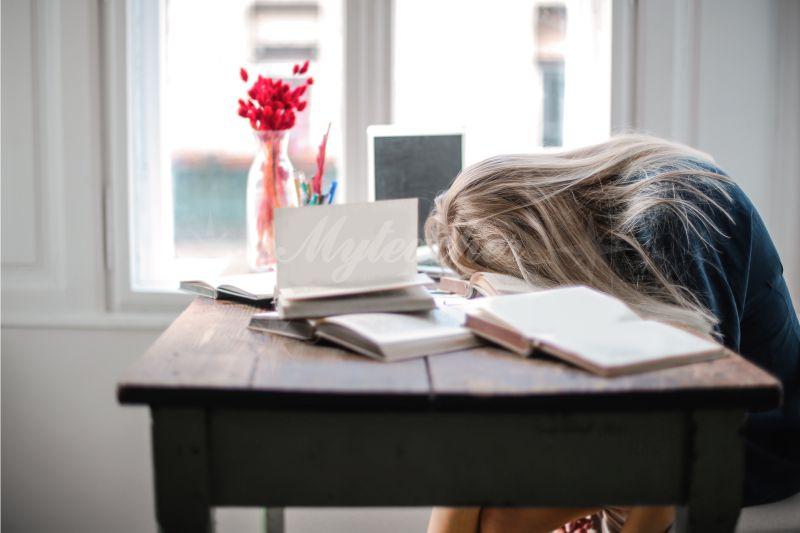 Học sinh gặp khó khi lượng bài học nhiều và khó
