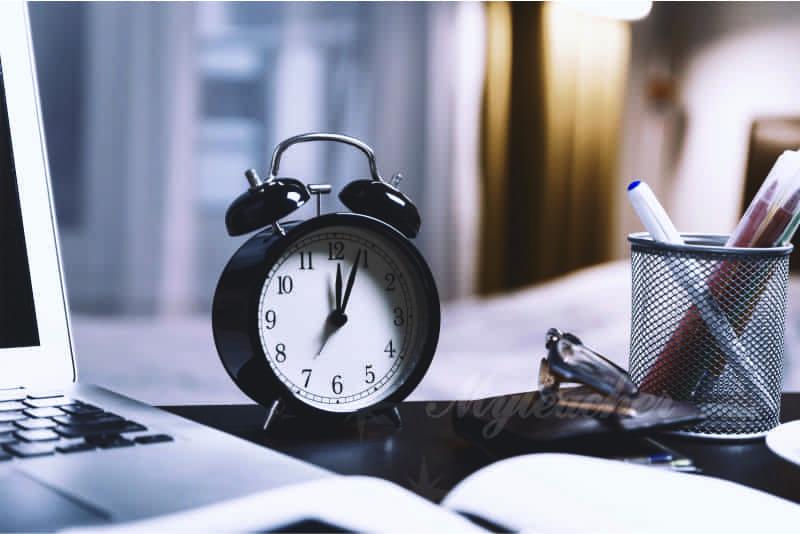 Học tập đúng giờ giúp học sinh chủ động và tăng hiệu quả học tập