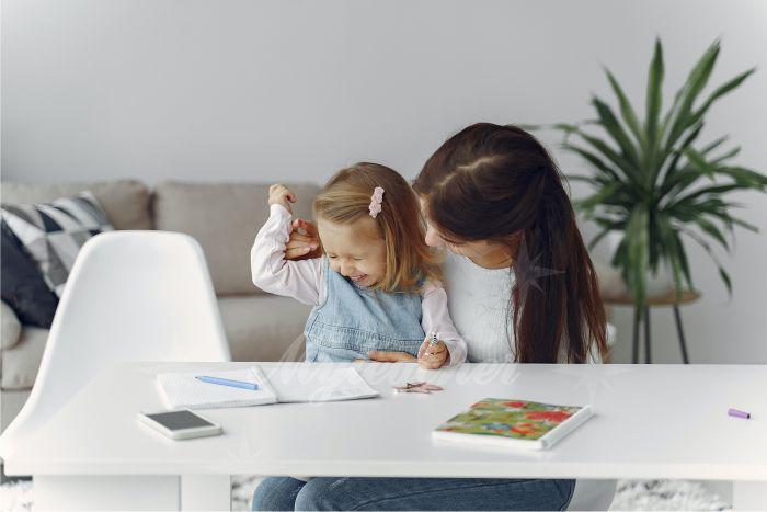 Kiên trì dạy trẻ rèn luyện kỹ năng mỗi ngày