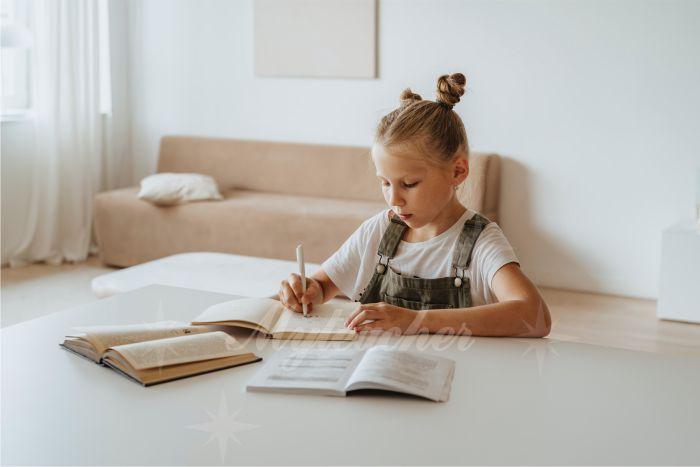 Tập trung học tập giúp tiếp thu nhanh và nhớ lâu