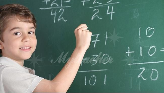 Muốn học Toán tốt, trẻ phải có sự vui vẻ, yêu thích khi học