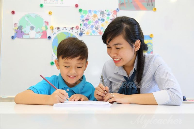 Gia sư Đà Nẵng dạy kèm tiếng Anh cho học sinh lớp 3